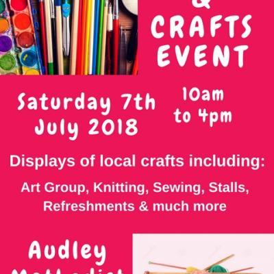 Arts & Crafts 2018 jpg 1_Audley_2018
