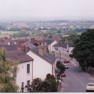 Halmer End Village