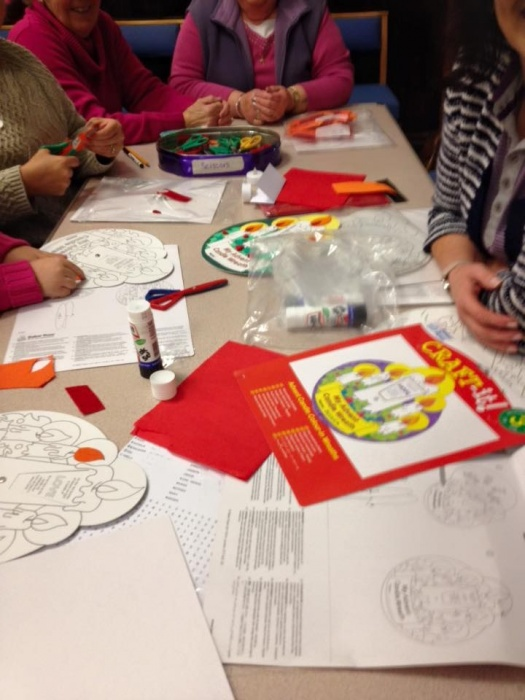 Messy Church Crafts