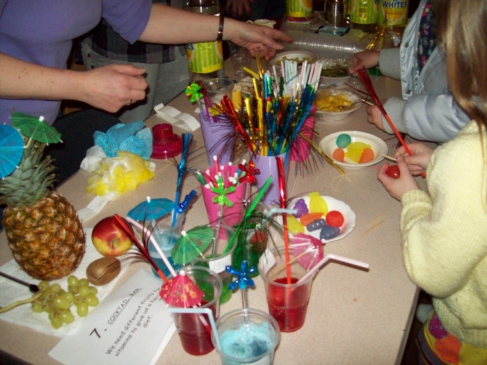 Messy Church Creation