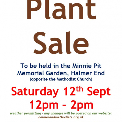 Plant Sale Poster 12th Sept_in the Garden_200907